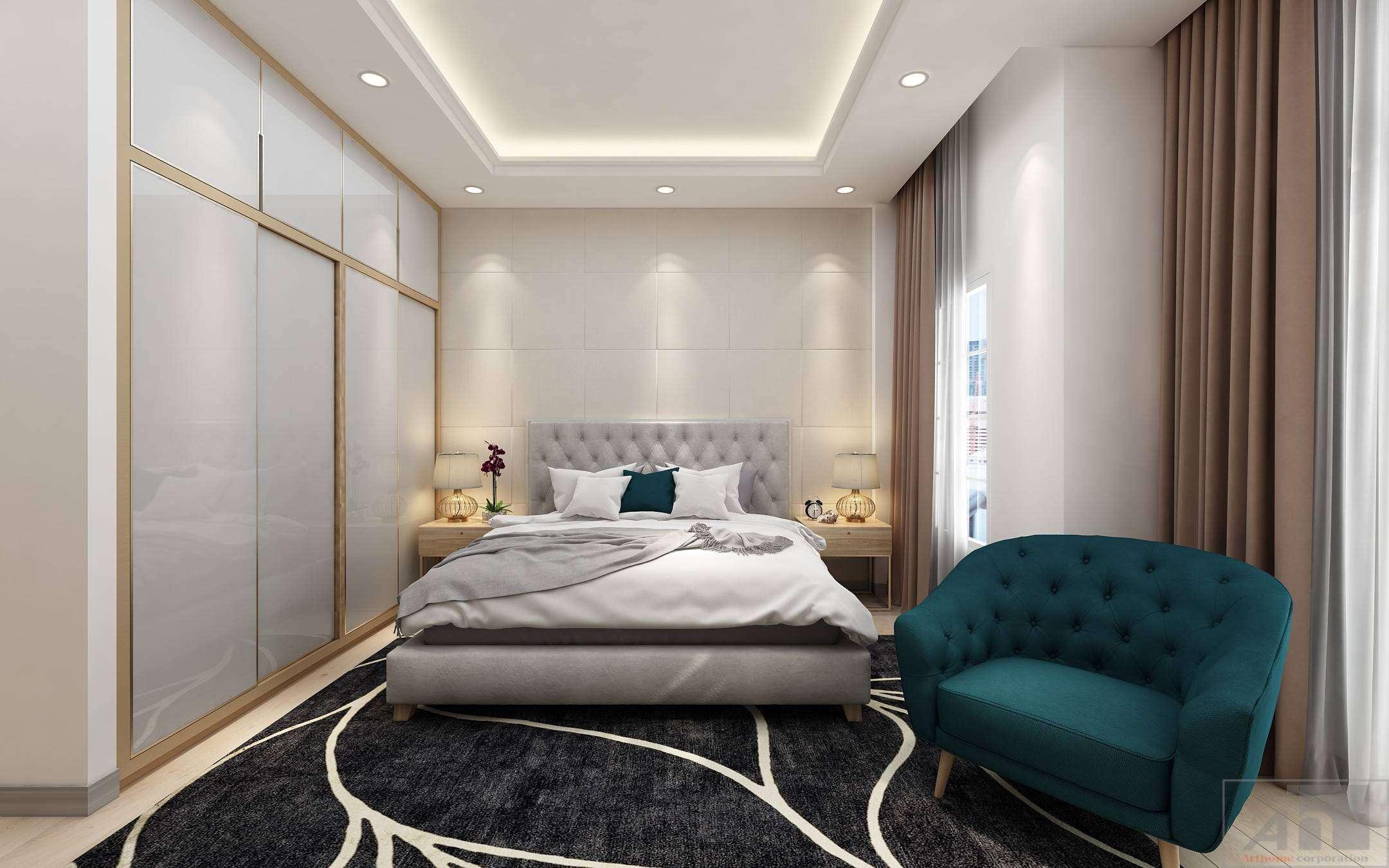 thiết kế nội thất nhà phố city land