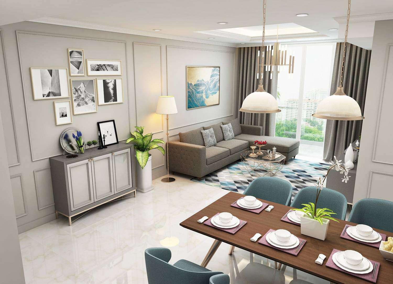 thiết kế nội thất chung cư 150m2
