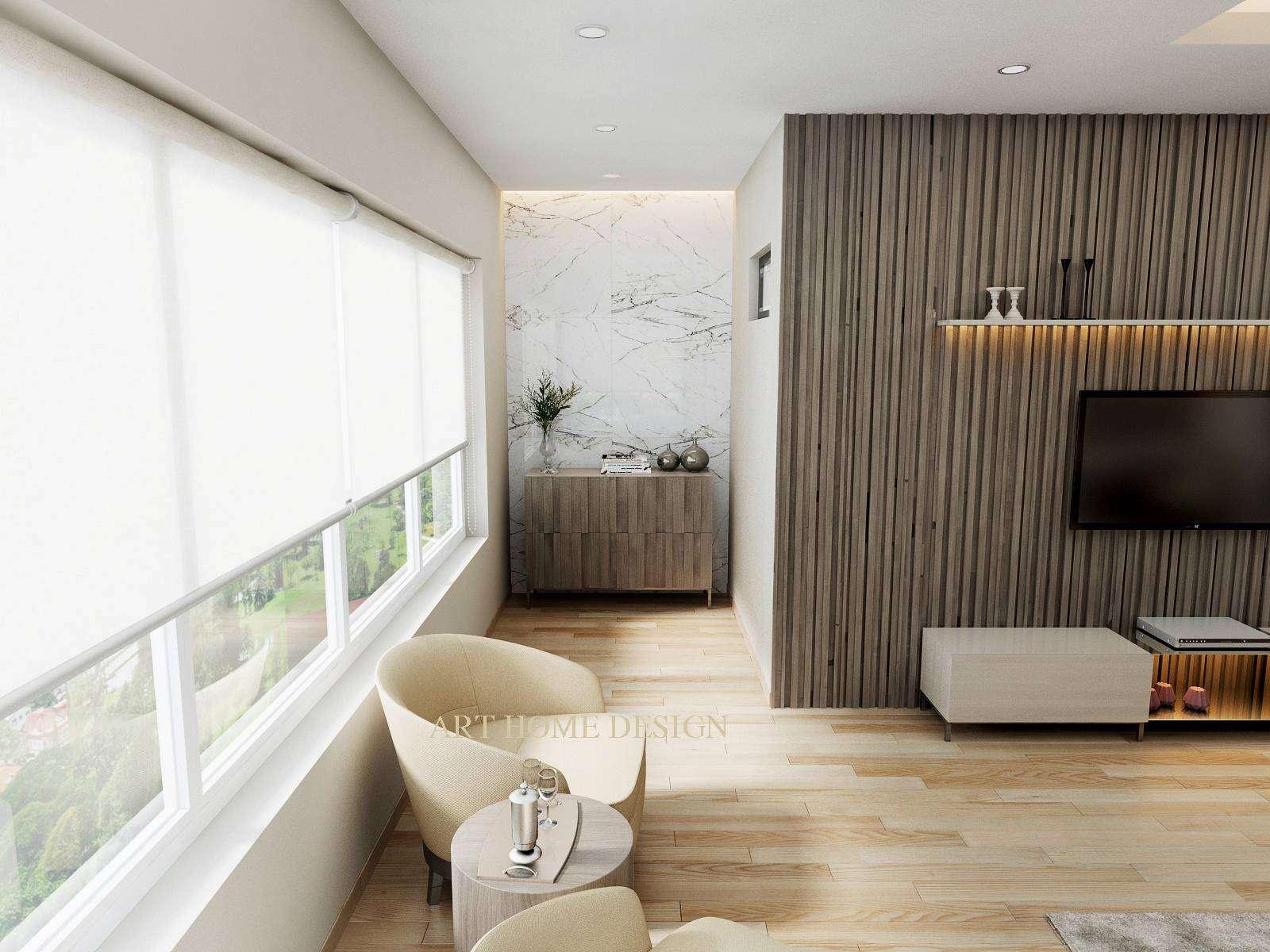 thiết kế nội thất cao cấp 120m2
