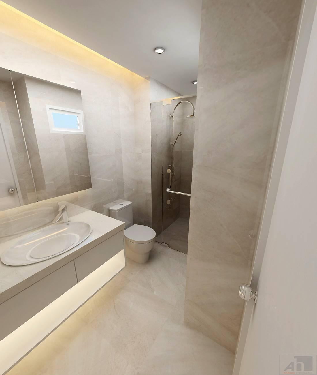 thiết kế nội thất chung cư 107m2