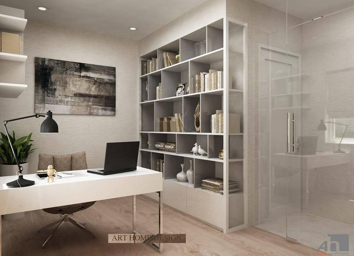 thiết kế nội thất căn hộ 135m2