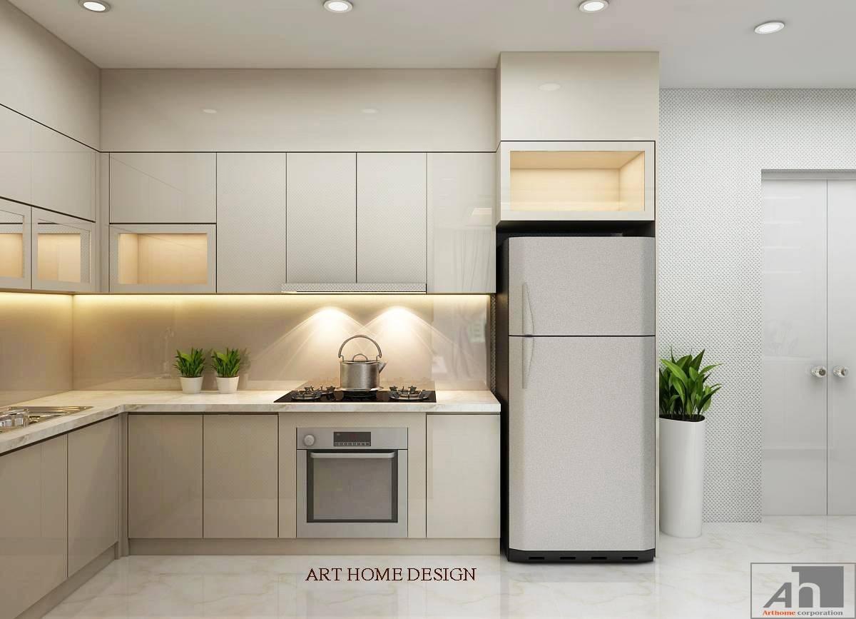 thiết kế nội thất căn hộ 50m2