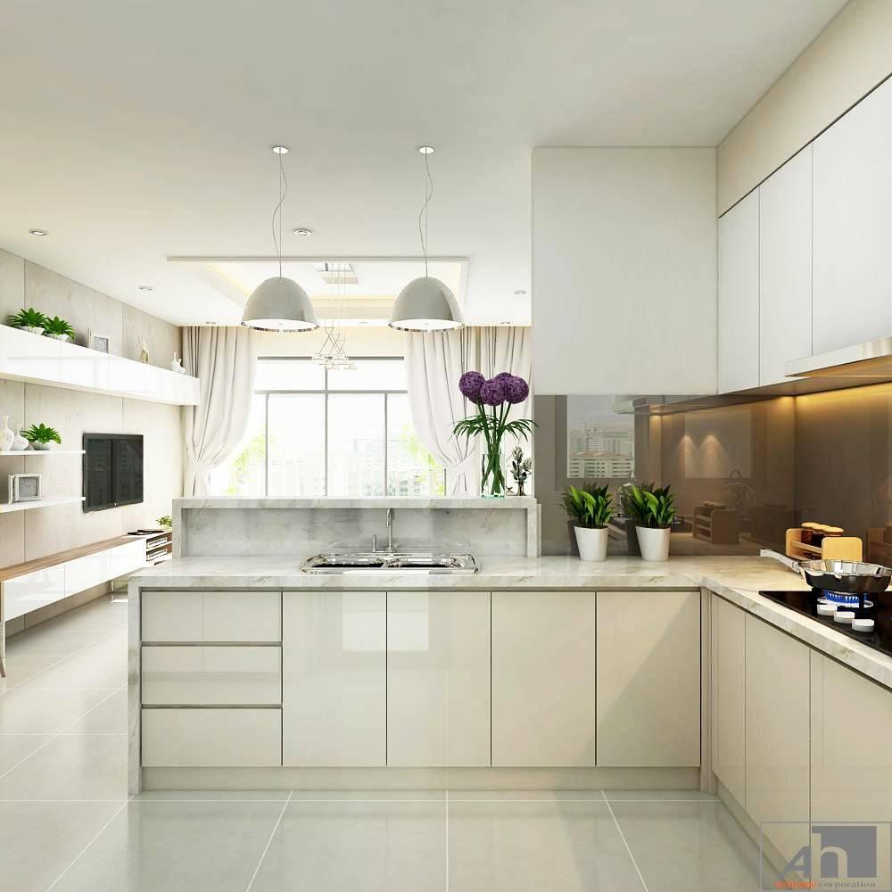 thiết kế nội thất căn hộ 120m2