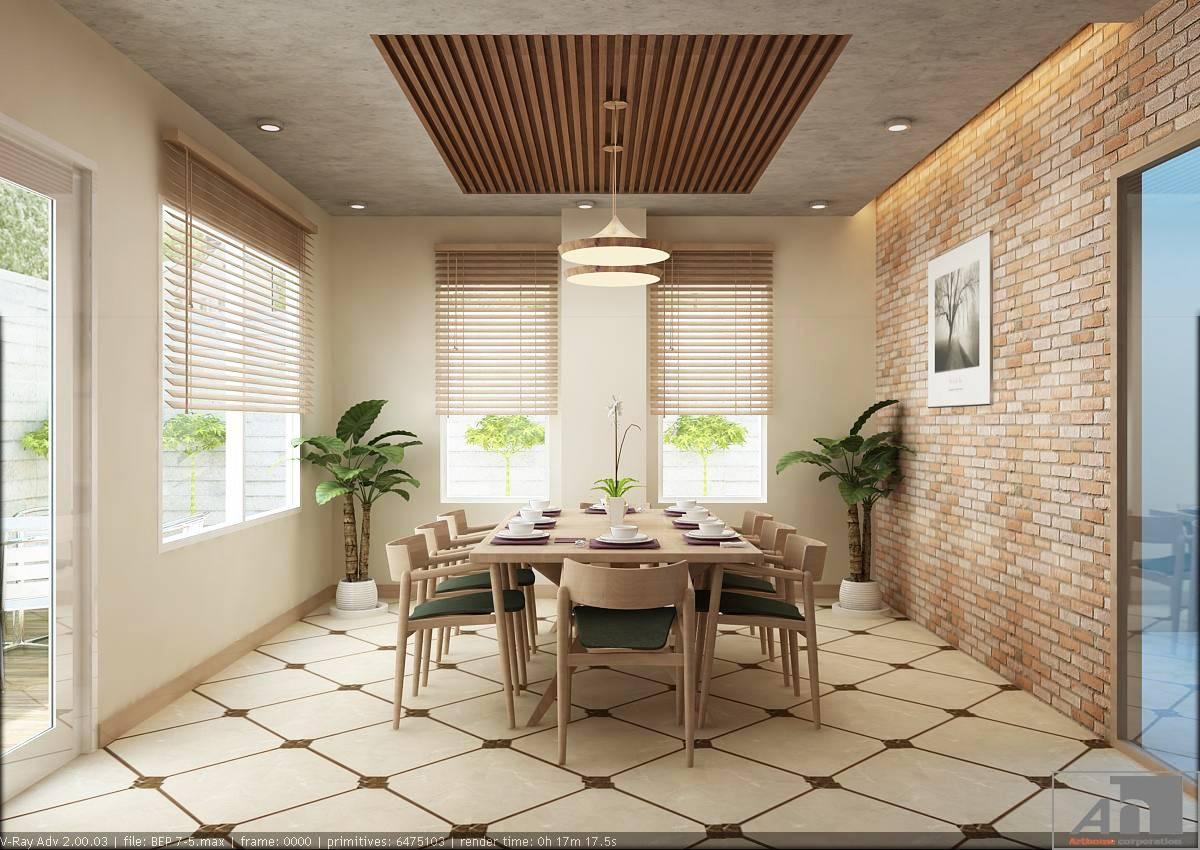 thiết kế nội thất căn hộ conic
