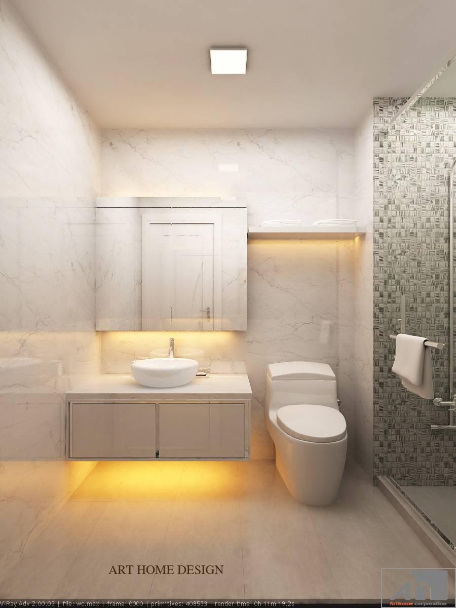thiết kế nội thất căn hộ duplex 132m2