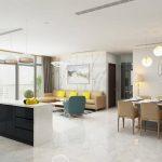 thiết kế nội thất vinhomes 150m2