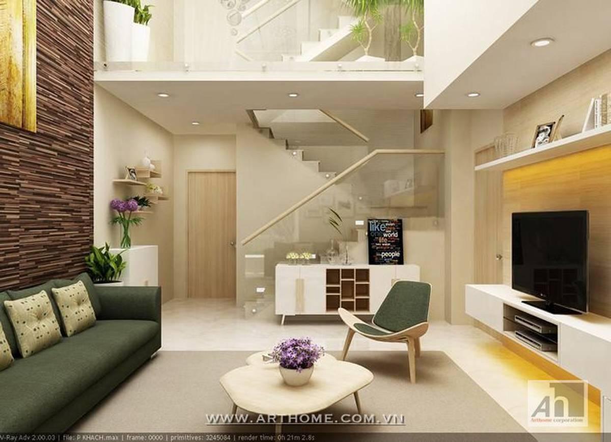 thiết kế nội thất penhouse