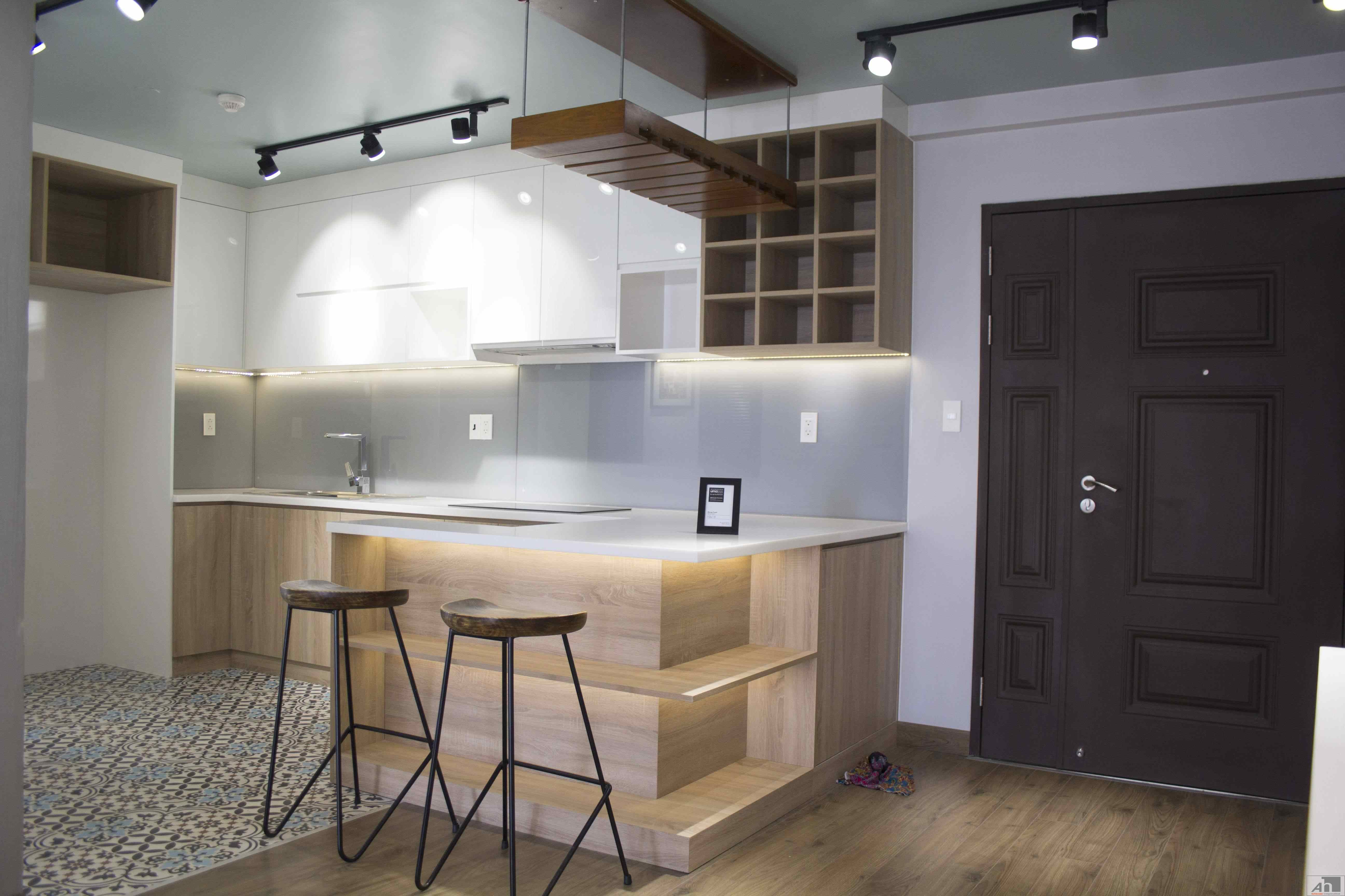 thiết kế nội thất căn hộ