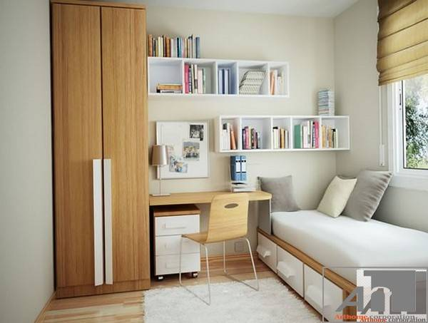 Mẹo nhỏ trong thiết kế nội thất phòng ngủ