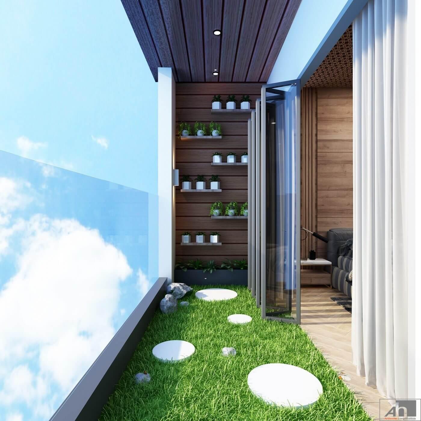 thiết kế nội thất biệt thự quận 7