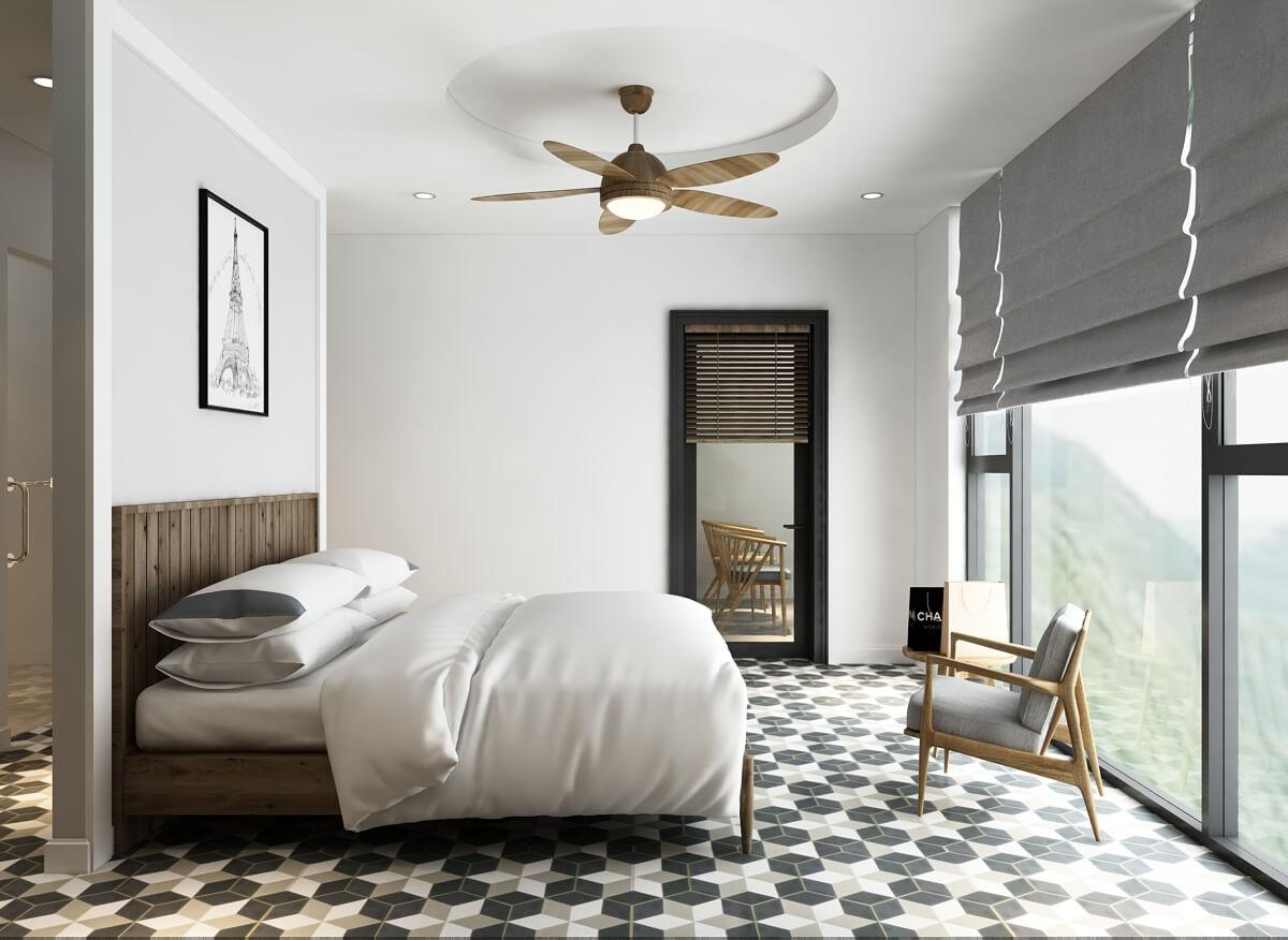 thiết kế nội thất khách sạn cao cấp
