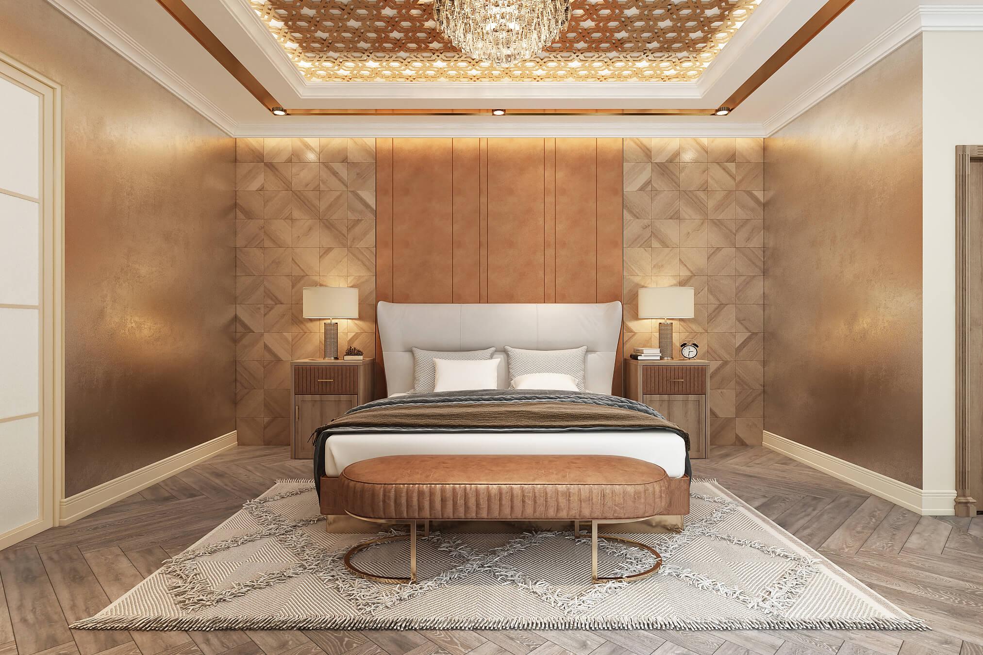 thiết kế nội thất mỹ thái 2