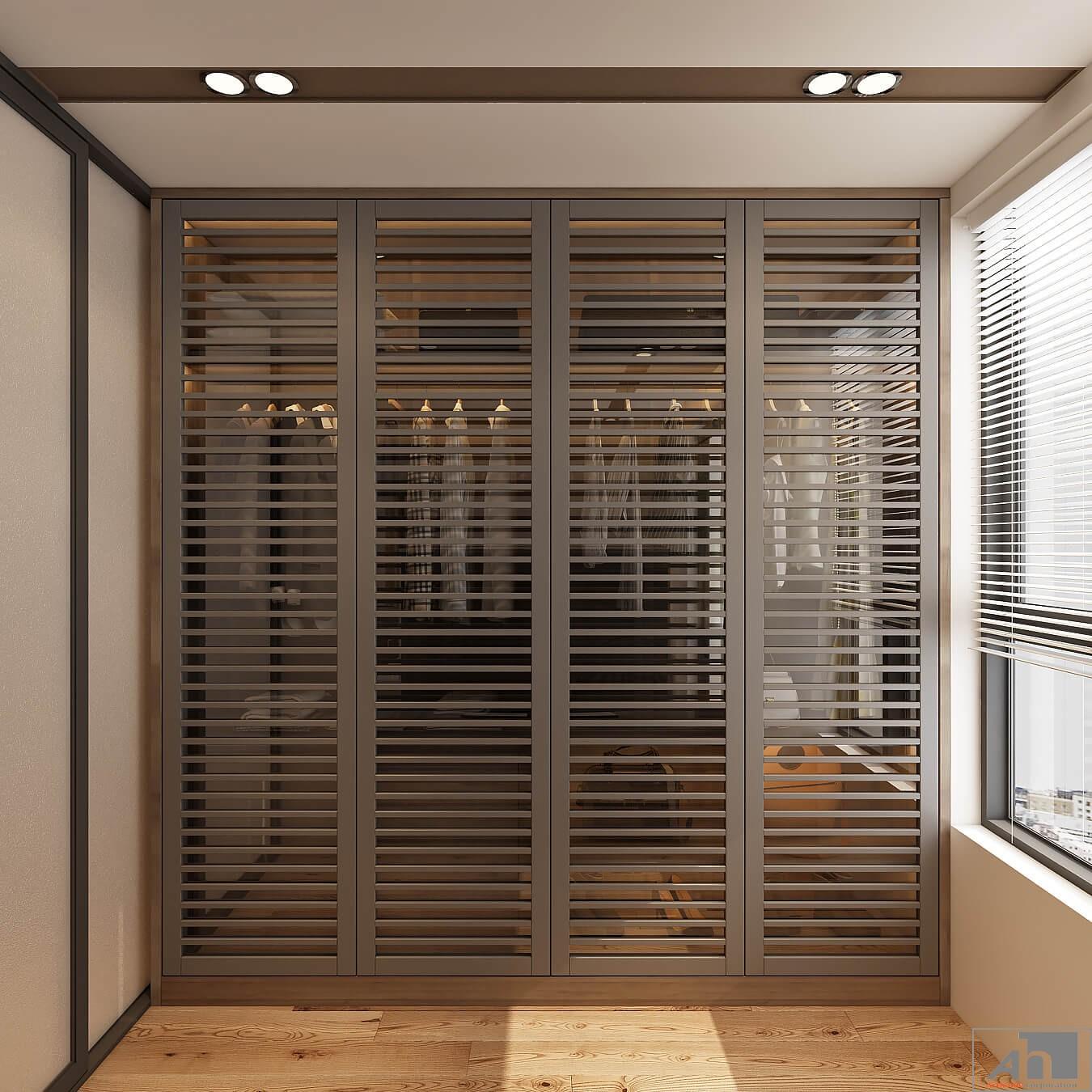thiết kế nội thất căn hộ cipucha hà nội
