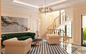 thiết kế thi công nội thất swanbay