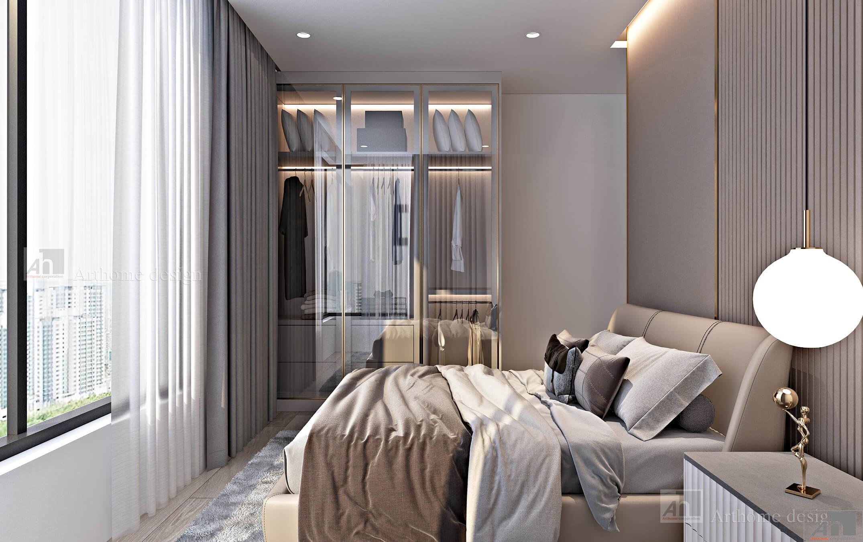 thiết kế nội thất cao cấp sunwapearl
